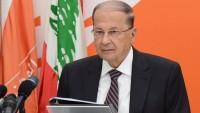 Mişel Avn: Lübnan, İsrail'e karşı kendini savunur