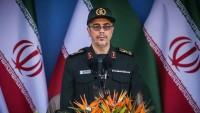 Komutan Bakıri: Devrim Muhafızları'nın Fırat'ın doğusuna füzeli saldırısında IŞİD'in elebaşları etkisizleştirildi
