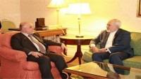 Zarif: İran, Irak'ın yeniden imarında, işbirliğini esirgemeyecektir
