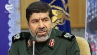 General Şerif: İslam İnkılabının zaferi Filistin ülküsünü ihya etmiştir
