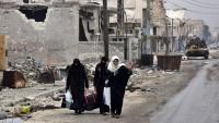 Birleşmiş Milletler İnsan Hakları Konseyi, Doğu Guta'yla ilgili karar tasarısını kabul etti