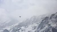 İran'da düşen yolcu uçağı yolcularının naaşları intikal ediliyor