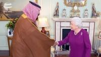 Guardian: Londra'nın Suudi yönetici için kırmızı halı sermesi utanç vericidir