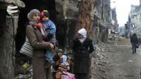 Doğu Guta'dan 76 sivil tahliye edildi