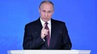 Putin: Kırım'ı hiç bir zaman Ukrayna'ya geri vermeyeceğiz