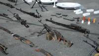Doğu Guta'da Amerikan silahları bulundu