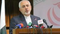 Zarif: Bölge ve komşuların sebatı ve güvenliği İran'ın güvenliğidir