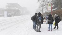 Avrupa'da aşırı soğuklar nedeniyle 40 kişi hayatını kaybetti