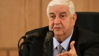 Muallim, Suriye'de terörizmle savaşa vurgu yaptı