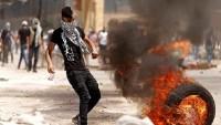 Kudüs'e destek gösterilerinde 11 Filistinli yaralandı