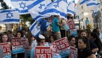 Kudüs'de, Benyamin Netanyahu'nun Göçmen Siyasetleri Kınandı