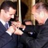 """Suriye'nin Kahraman Lideri Esad, Fransa'nın """"Legion d'honneur""""' nişanını iade etti"""