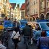 Almanya'da bir araç kalabalığa daldı! 33 ölü ve yaralı
