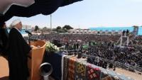 Ruhani: Trump'ın alacağı her karara karşı hazırlıklıyız