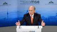 Münih Güvenlik Konferansı başkanı: Trump, Sabotaj kahramanıdır