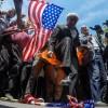 İran halkından ABD'ye kınama