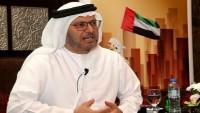 Birleşik Arap Emirlikleri (BAE)nden Suriye İtirafı