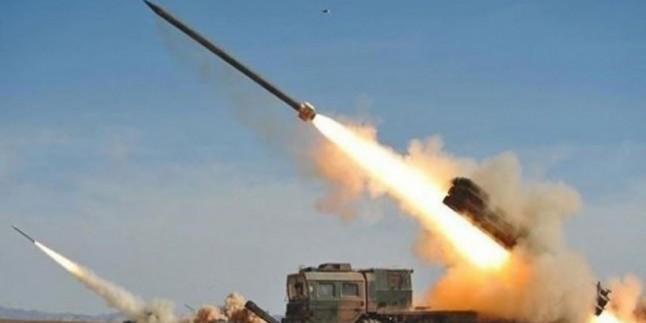 Yemen ordusu ve halk güçlerinden Suudi Arabistan'ın güneyine füze saldırısı