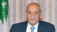 Nebih Berri: Hizbullah Suriye'ye gitmeseydi IŞİD Lübnan'daydı