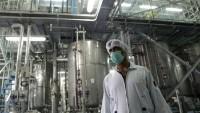İran'ın İsfehan kentinde UF6 Nükleer üretim fabrikası hizmete girdi