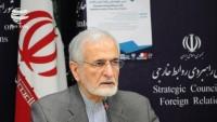 Harrazi: bölge güçleri arasında müzakere, Ortadoğu sorunlarının çözümüdür