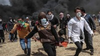 Siyonist İsrail askerlerinin saldırısında 4 Filistinli daha şehit oldu