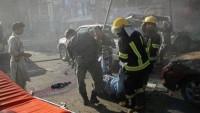Kabil'de terörist saldırı: 7 ölü