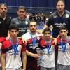İran Genç Serbest Güreş Takımı dünya birincisi