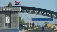 Suriye-Ürdün sınır kapısının açılması sevindirdi