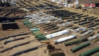 Suriye'nin güneyinde ABD ve İsrail menşeli füzeler bulundu