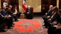 Cumhurbaşkanı Ruhani: KOEP'in devamı tüm tarafların taahhütlerindeki dengeye bağlıdır