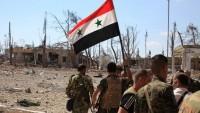 Suriye güçleri Dera'da sınır karakollarını teröristlerden temizledi