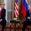 Trump ile Putin görüştü