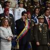 Venezüella Devlet Başkanı Maduro'ya bomba yüklü drone ile saldırı düzenlendi