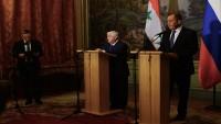 Suriye Rusya'nın terörizmle mücadeledeki yardımına teşekkür etti