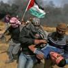 Siyonist Irkçı İsrail 'Büyük Dönüş Yürüyüşü'nü yine kana buladı
