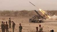 Yemen güçleri Suudi kiralık güçlerin mevzilerini hedef aldı