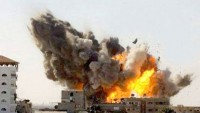 Siyonist İsrail savaş uçakları Hama'ya saldırı düzenledi