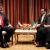 Ruhani ve Venezuela cumhurbaşkanı arasında görüşme