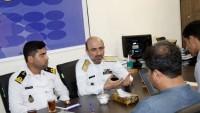 İran'ın 56 DGG uluslararası açık denizlerde görev yaptı
