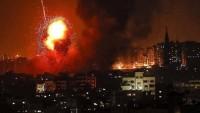 Gazze'de Filistinli çocuk şehit oldu