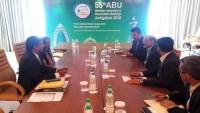 Hindistan ve Türkmenistan, İran ile kültürel ilişkilerin güçlenmesini memnuniyetle karşıladı