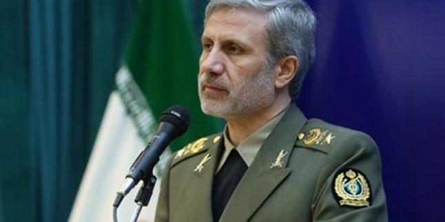 Tuğgeneral Hatemi: İran'ın savunma gücü Müslüman ve dost ülkelere aittir