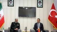 İran ile Türkiye'den terör örgütleriyle mücadele vurgusu
