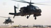 Suriye'de IŞİD teröristlerinin ABD tarafından intikali sürüyor