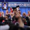 İmam Ali Hamaney: Amerika'nın gücünün bariz çöküş işareti, daha güçlü ve gelişmiş İrandır