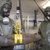Teröristler Halep'e kimyasal saldırı düzenledi