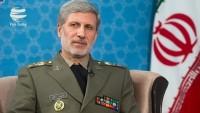 Tuğgeneral Hatemi: İran'ın füze gücü bölgenin güvenlik ve istikrarının garantisidir