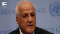 Filistinli yetkili: İsrail rejimi Mescidi Aksa'daki huzursuzluğun sebebi