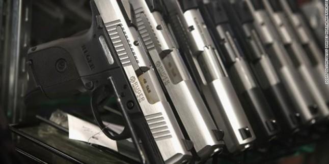 ABD'de ateşli silah kullanımı sonucu ölüm oranında rekor artış